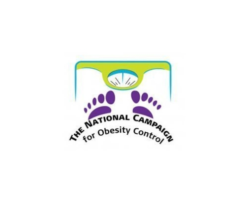 National Campaign Obesity Control 495x400 - Design Portfolio