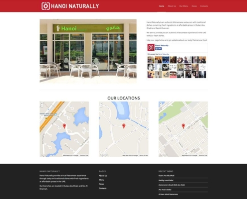 HanoiNaturally Highlight 495x400 - Dubai Web Design