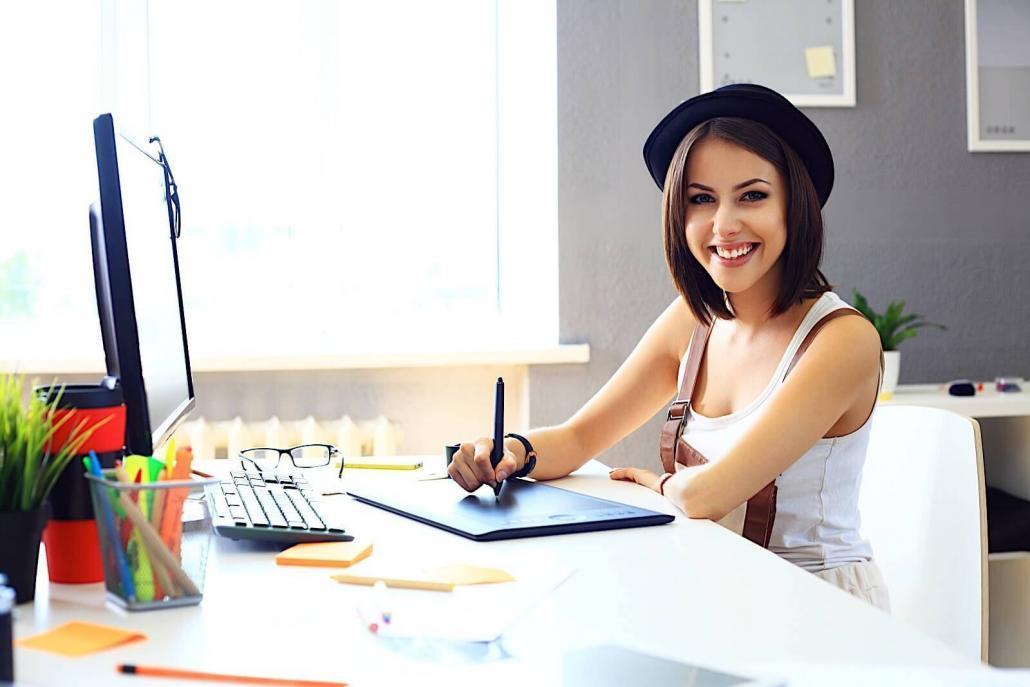 Logo Designer Dubai 1030x687 - 6 Reasons Why Your Business Needs a Professional Logo Design