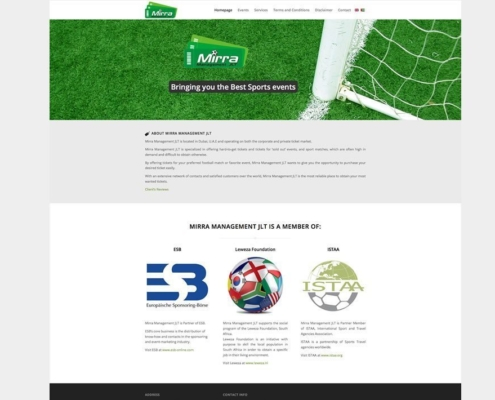 MirraManagementJLT featured 495x400 - Dubai Web Design