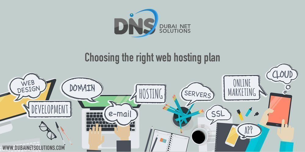 blog choosing the right web hosting - Choosing the right web hosting plan