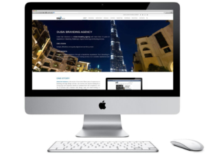 iMac website dns 300x225 - Dubai Web Design